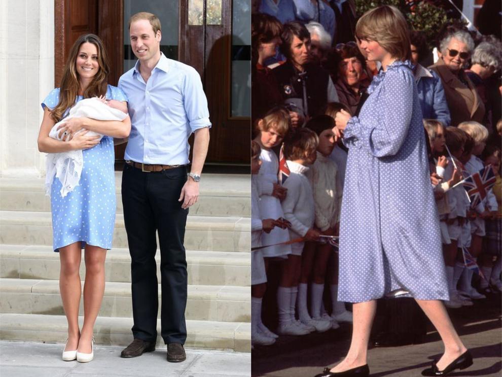 Kate Middleton sta per dare alla luce il terzo figlio