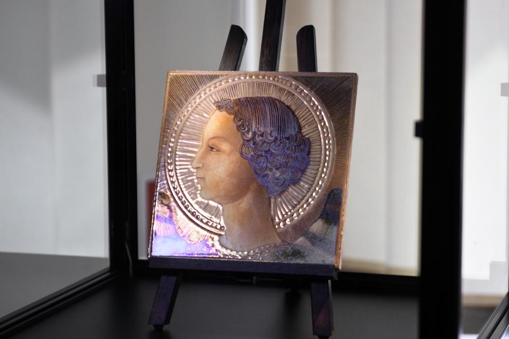 Leonardo da vinci scoperta la prima pittura del genio: è un