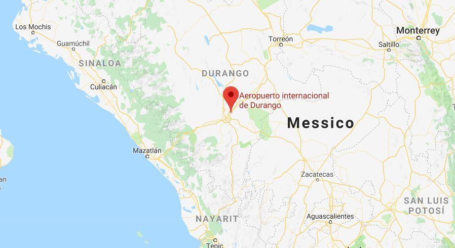 Un aereo con a bordo 101 persone è caduto in Messico