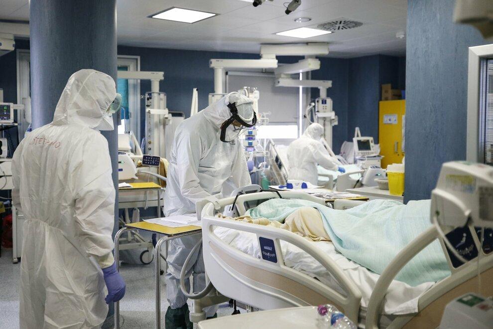 Lockdown totale», i medici: le terapie intensive al collasso - Il Mattino.it